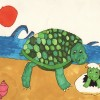 How the Turtle Got It's Shell - Maddie 8